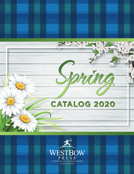 Spring Books Catalog Cover